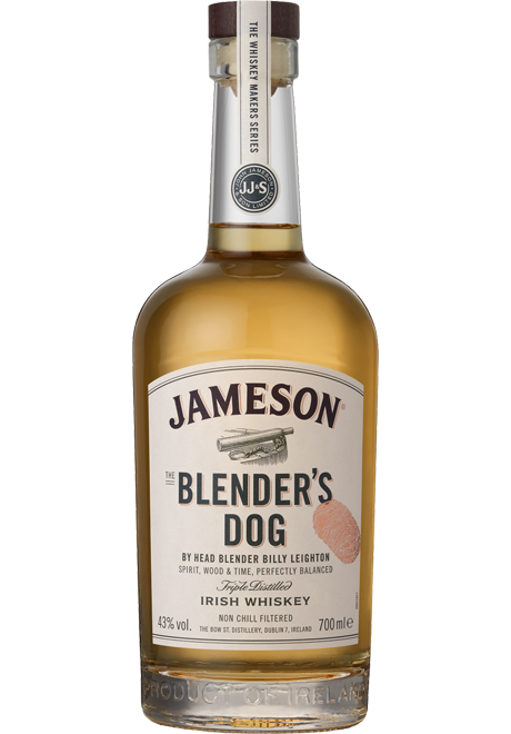 Jameson Blender's Dog