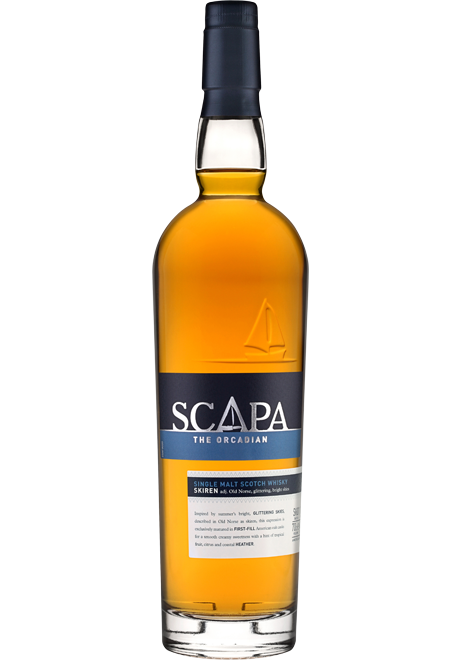 Scapa Skiren Bottling Note