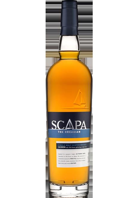 Scapa Skiren Bottling Note