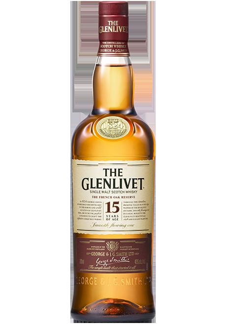 The Glenlivet 15 y.o.
