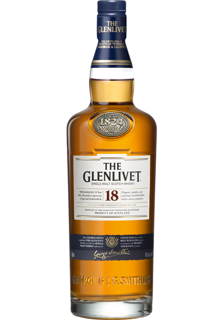 The Glenlivet 18 y.o.
