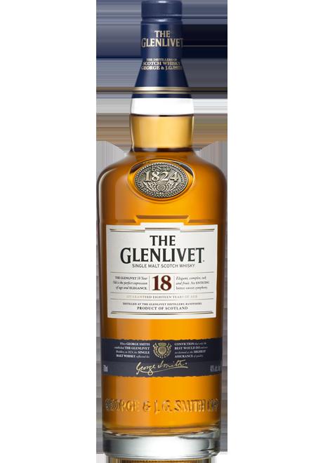 The Glenlivet 18 y.o.
