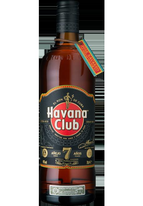 Havana Club Añejo 7Años