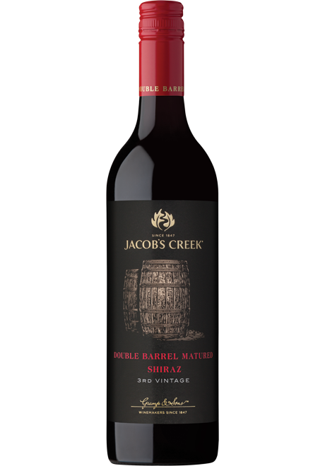 Jacob's Creek Double Barrel Shiraz