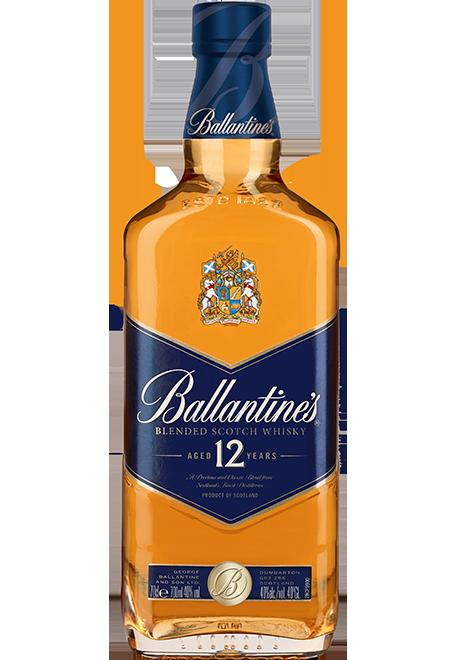 Ballantine's 12 Y.O.