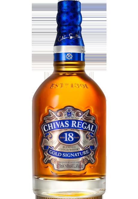 Chivas Regal 18 Y.O.