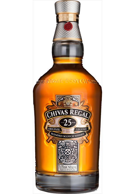 Chivas Regal 25 Y.O.